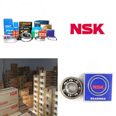 NSK 6914ZZ Bearing Packaging picture